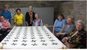 quilters at frame resize